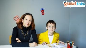 Занятия у детского логопеда в школе Schoolford. Фото №3