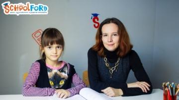 Занятия у детского логопеда в школе Schoolford. Фото №4