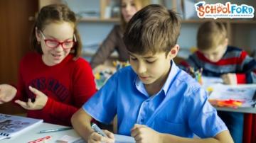 Занятия на курсе «Юный интеллектуал» для детей от 10 до 14 лет. Фото №1