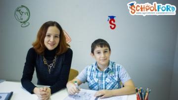 Занятия на курсе «Каллиграфия и развитие интеллекта». Фото №3