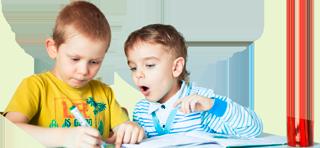 Единственный индивидуальный курс обучения чтению для детей 4 и 5 лет